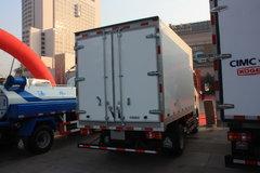 中国重汽HOWO 悍将 82马力 3.3米排半厢式轻卡 卡车图片