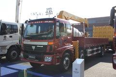 福田欧曼ETX 3系 185马力 4X2 随车吊(BJ5163JSQ-AB)