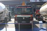 福田欧曼ETX 5系 300马力 8X4 随车吊(BJ5312JSQ-AA)