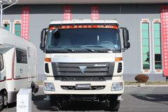 福田欧曼ETX 6系 350马力 8X4 CNG混凝土搅拌车(BJ5317GJB-XA)