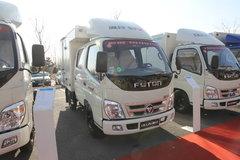 福田 奥铃CTX 131马力 2.2米双排厢式轻卡(BJ5041XXY-DB) 卡车图片