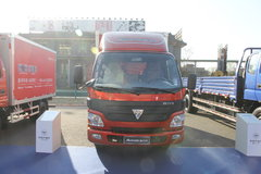福田 欧马可3系 154马力 4X2 6.2米厢式载货车(BJ5109VEBED-FB) 卡车图片