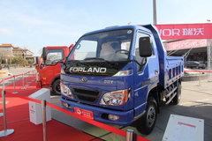 时代 金刚轻卡 93马力 4X2 3.02米自卸车(BJ3043D8JB5-1) 卡车图片