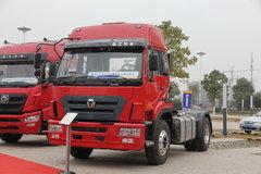 徐工 祺龙K系重卡 430马力 4X2 牵引车(NXG4180D4KA) 卡车图片