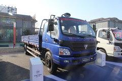 福田 欧马可中卡 168马力 4X2 6.8栏板载货车(BJ1159VKPEK-FA) 卡车图片