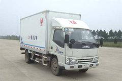 江铃 凯运 116马力 4X2 冷藏车(JX5043XBWXG2)
