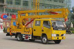 东风 多利卡 90马力 4X2 高空作业车(程力威牌)(CLW5054JGKZ3)