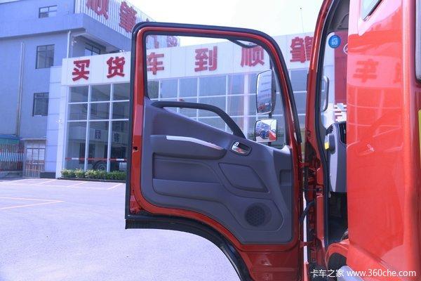 回馈客户奥铃新捷运载货车仅售11.28万元