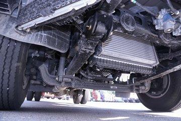 福田 奥铃速运 120马力 4.14米单排厢式轻卡(国六)(BJ5048XXY8JDA-AB2)图片