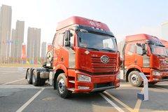 一汽解放 新J6P重卡 质惠版2.0北方款 440马力 6X4 LNG牵引车(CA4250P66M25T1E6)图片