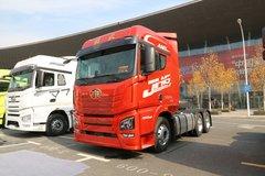 青岛解放 JH6重卡 550马力 6X2R AMT自动挡牵引车(CA4250P25K24T2E5)