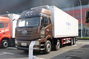 一汽解放 J6P 质惠版 460马力 8X4 冷藏车(CA5320XLCP66K24L7T4E6)