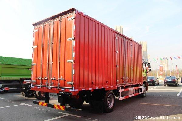 回馈客户解放J6L载货车仅售17.66万元起