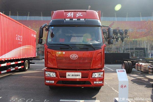 降价促销解放J6L质惠载货车仅售15.08万