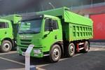 青岛解放 龙V 220马力 6X2 6.8米自卸车(CA3244PK2E5T3A90)图片