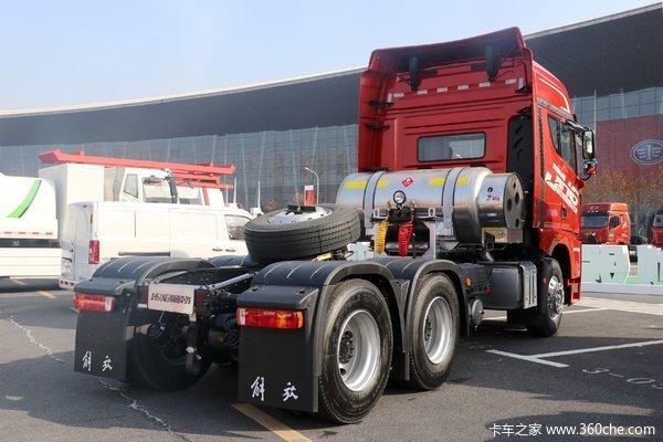 回馈客户解放JH6牵引车550仅售38.50万