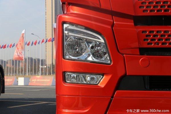 降价促销徐州解放JH6牵引车仅售31.3万