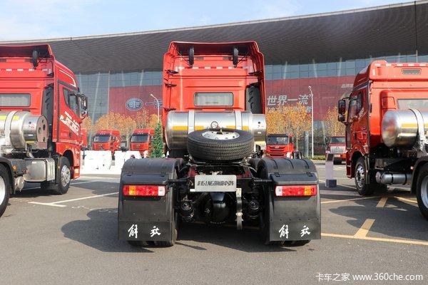 降价促销解放JH6牵引车仅售31.00万