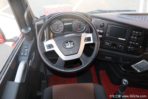 优惠0.5万宁波青岛解放JH6牵引车促销