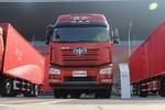一汽解放 新J6P重卡 2020款 领航版 460马力 8X4 9.5米厢式载货车(CA5310XXYP66K24L7T4E5)图片