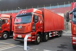 一汽解放 新J6P重卡 质惠版 460马力 8X4 9.4米厢式载货车(国六b)(CA5310XXYP66K24L7T4E6)图片