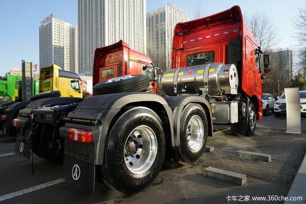 降价促销国六北奔V3ET牵引车仅售43万
