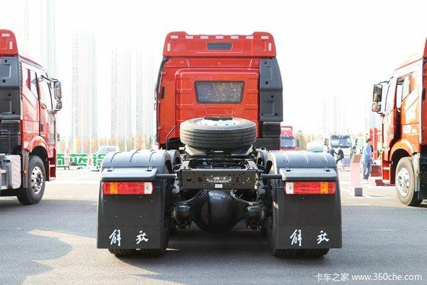 回馈客户一汽解放J6P牵引车仅售34.56万