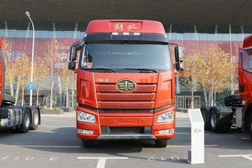 一汽解放 新J6P重卡 2020款 质惠版 440马力 6X4 LNG牵引车(国六)(CA4250P66M25T1E6)