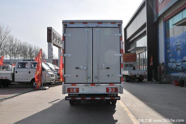 临沧江淮康铃J3云内490发动机国五车型降价了
