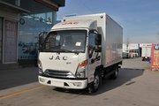 江淮 康铃J3 88马力 3.7米单排厢式轻卡(HFC5040XXYP93K1B4V)