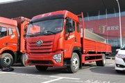 青岛解放 JK6中卡 220马力 4X2 6.75米栏板载货车(国六)(CA1180P28K1L4E6)