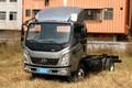 现代商用车 泓图300 130马力 4.18米单排厢式轻卡(CNJ5041XXYZDB33V)