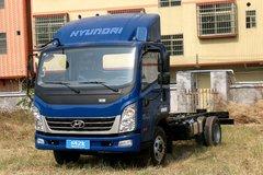 现代商用车 泓图500 130马力 4.165米单排厢式轻卡(CNJ5041XXYQDA33V) 卡车图片