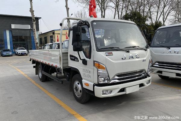 降价促销江淮康铃J5载货车仅售7.88万