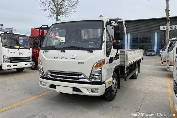 降价促销扬州康铃J5载货车仅售7.68万
