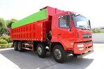 凯马 凯捷HM 8X4 8.65米排半纯电动自卸车(KMC3311GCBEVA77M3)544kWh
