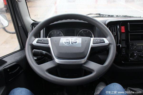 降价促销一汽解放虎VR载货车仅售7.28万