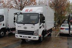 解放 虎VN 130马力 4.16米单排厢式轻卡(CA5040XXYP40K56L2E5A84) 卡车图片