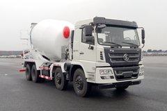 陕汽商用车 轩德X6 340马力 8X4 7.4方混凝土搅拌运输车(SX5310GJBGP5326)