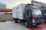 一汽解放 虎VH 180马力 4X2 5.4米冷藏车(国六)(CA5120XLCP40K46L4E6A84)