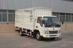 凯马 103马力 4X2 4.6米单排仓栅载货车(KMC5043CSD3) 卡车图片