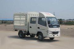 凯马福来卡 54马力 2.3米双排仓栅轻卡 卡车图片