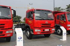 青岛解放 悍威(J5M)中卡 220马力 4X2 5米自卸车(CA3121P1K2EA80) 卡车图片