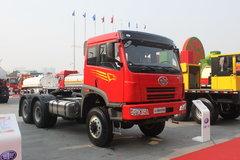 解放 悍威(J5M)重卡 380马力 6X6牵引车(CA4253P2K14T) 卡车图片