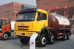 解放 悍威(J5M)重卡 390马力 8X8 载货车(越野车底盘)(CA1312P2K24T11E1) 卡车图片
