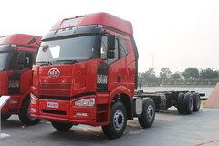 解放 J6P重卡 350马力 8X4 载货车(底盘)(CA1310P66K24L7T4A1E) 卡车图片