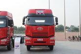 一汽解放 J6P重卡 420马力 8X4 9.5米栏板载货车(CA1310P66K24L7T4E5)