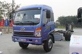 青岛解放 赛龙中卡 160马力 4X2 6.75米栏板载货车(CA1167PK2L2EA80)