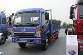 青岛解放 新赛龙中卡 180马力 4X2 6.8米栏板载货车(CA1167PK2L2E4A80)