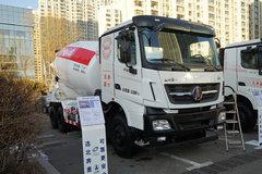 北奔 V3系列 350马力 8X4 7.6方混凝土搅拌车(ND5310GJBZ43)